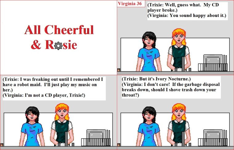 All Cheerful and Rosie Ep.176