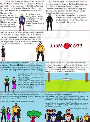 James Scott Ep.1 Pg.1